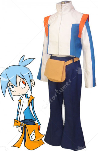 Puyo Pop Fever Sig Cosplay Costume