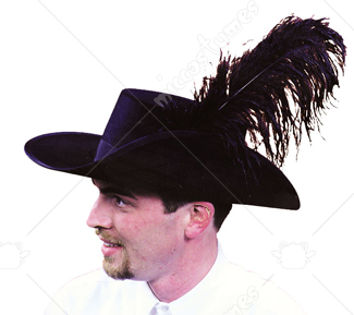 Quality Cavalier Hat
