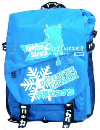 Quarter of Silence Conan Blue Backpack