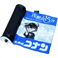 Quarter of Silence Conan Scroll Pencil Bag Blue