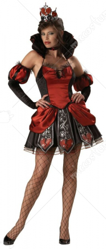 Queen of Broken Hearts Costume