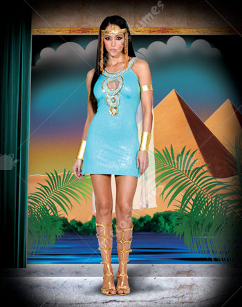 Queen of Da Nile Adult Costume