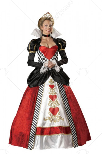 Queen of Hearts Adult Costume