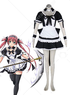 Queens Blade Airi Cosplay Costume