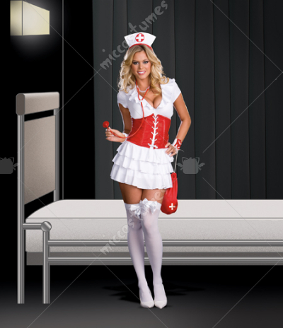 RN Trouble Adult Costume