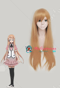 Riddle Story of Devil Sumireko Hanabusa Cosplay Wig