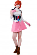 RWBY Volume 1 Nora Valkyrie Cosplay Costume