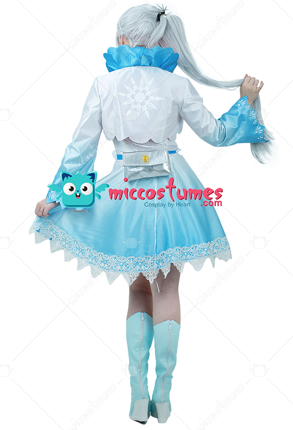 315899dd51372 RWBY Weiss Schnee Cosplay Costume For Sale