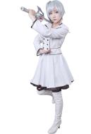 RWBY Season 2 Weiss Schnee Cosplay Costume