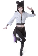 RWBY Season 2 Blake Belladonna Cosplay Costume