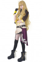 RWBY Saison 2 Yang Xiao Long Cosplay Costume