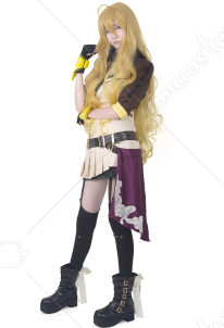 RWBY Season 2 Yang Xiao Long Cosplay Costume
