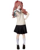 Toaru Kagaku no Railgun Kuroko Shirai Cosplay Costume