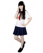 Toaru Kagaku no Railgun Ruiko Saten Cosplay Kostüme