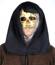 Reaper Mask With Hood