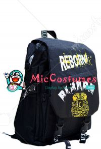 Reborn Vongola Black Backpack