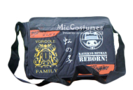 Reborn Vongola Mark Black Satchel