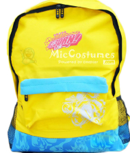 Reborn Yellow School Bag