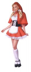 Red Riding Hood Adult Outfit