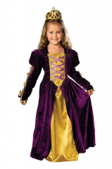 Regal Queen Toddler Costume