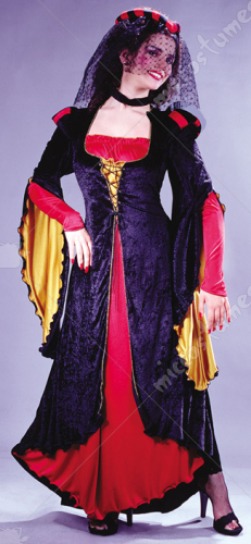 Renaissance Countess Costume