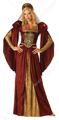 Renaissance Maiden Adult Costume