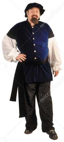 Renaissance Merchant Adult Costume