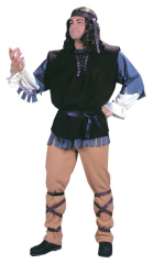 Renaissance Peasant Male Adult Costume