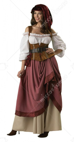 Renaissance Woman Adult Costume