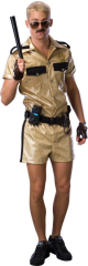 Reno 911 Lt Dangle Deluxe Adult Costume