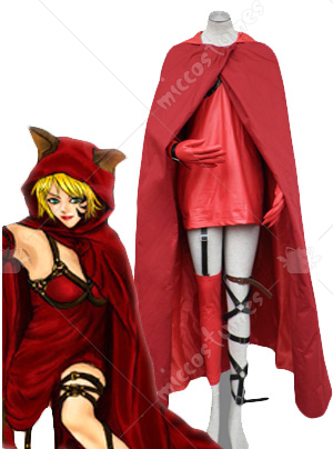 Revolution of Ludwig Little Red cosplay costume