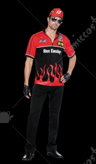 Rex Easley Adult Costume