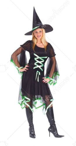 Ribbon Witch Plus Size Costume