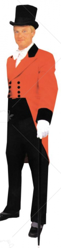 Ringmaster Coat And Vest
