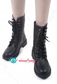 Final Fantasy VIII Rinoa Heartilly Cosplay Shoes