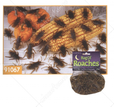 Roaches In A Bag 80/Bag