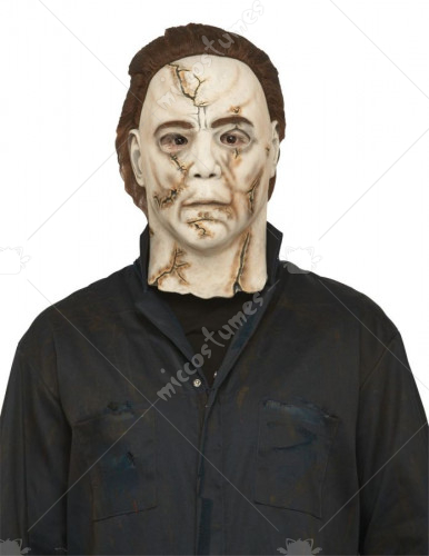 Rob Zombies Michael Myers Mask