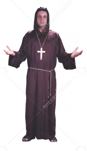 Robe Monks Adult Costume