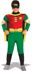 Robin Child Deluxe Toddler Costume