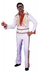 Rock and Roll Jumpsuit Adult Costume