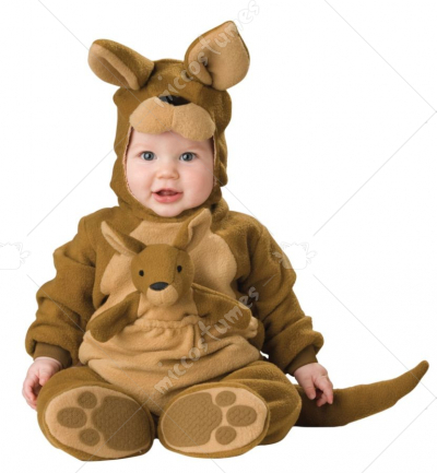 Rompin Roo Toddler Costume