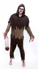 Rotten Flesh Men Adult Costume