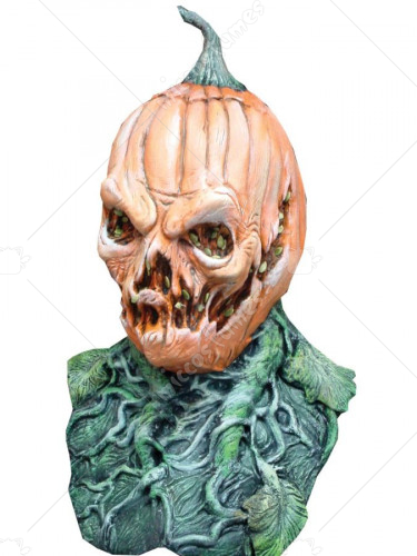 Rotting Jack Pumpkin Mask