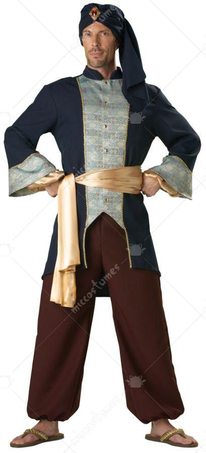 Как сделать костюм султана