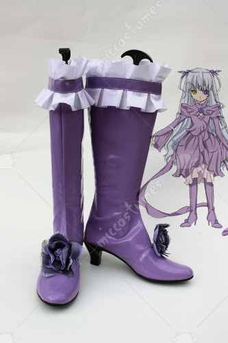 Rozen Maiden Barasuishou Cosplay Shoes