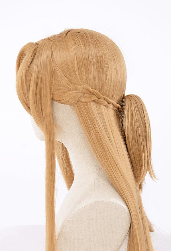 Sword Art Online Asuna Cosplay Perücken