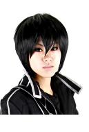 Sword Art Online Kirito Cosplay Wig