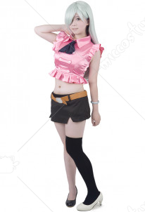 The Seven Deadly Sins Elizabeth Cosplay Costume
