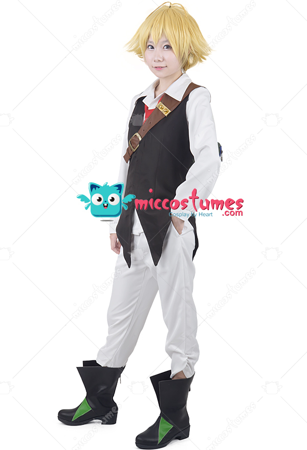 Classroom Review Ideas ~ The seven deadly sins meliodas cosplay costume for sale