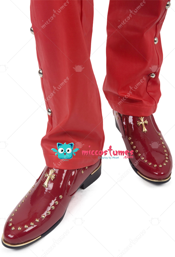 The Seven Deadly Sins Ban Cosplay Shoes For Sale